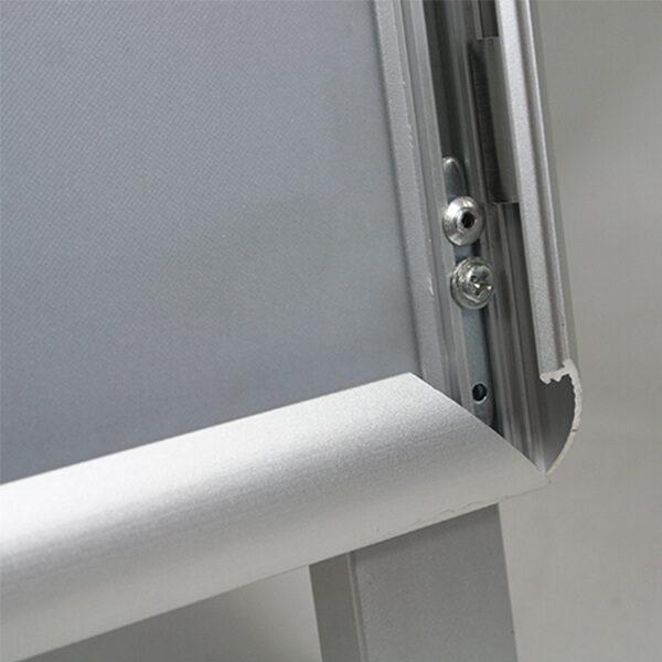 Mini stoepbord detail