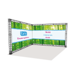 Truss banner L 4×4