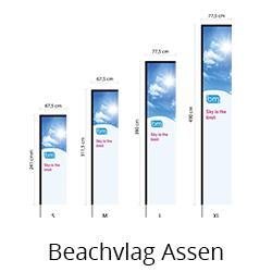 Beachvlag Assen