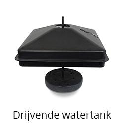 Drijvende Watertank
