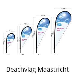 Beachvlag Maastricht