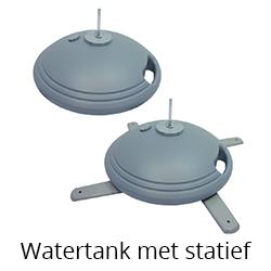 Watertank met statief